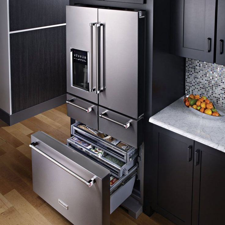 Kitchenaid Kitchen Appliances Cabinets