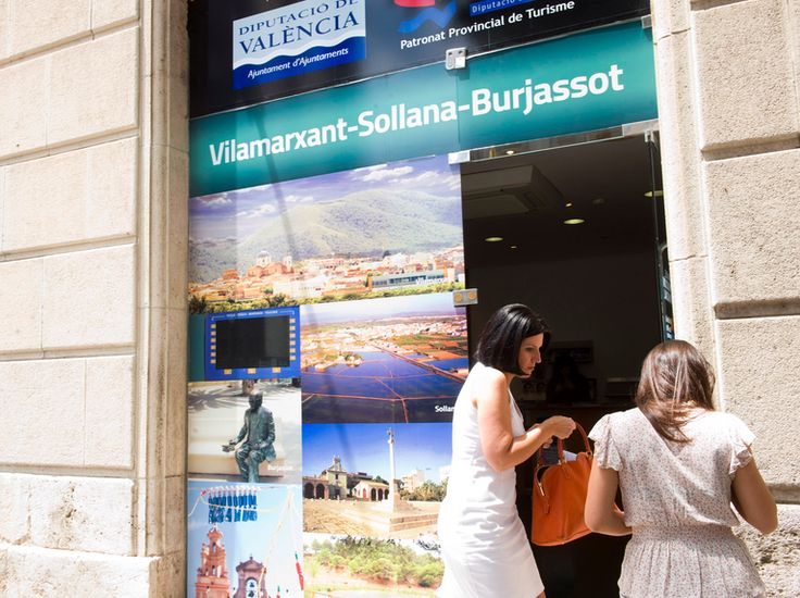 La oficina de turismo de la Diputación da a conocer las bondades turísticas de Burjassot, Vilamarxant y Sollana