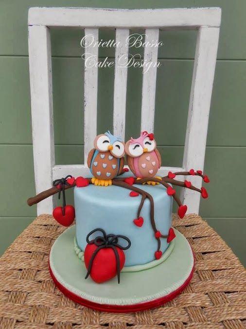 San Valentino a Valvasone ValvAmore - Google+ - LABORATORIO DI CAKE DESIGN. Orietta Basso, artista nella… #valentine #ValvAmore