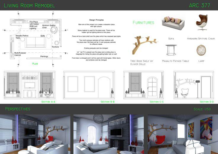 Interior Design Presentation Board Interior Design Presentation Board Interior Design Boards