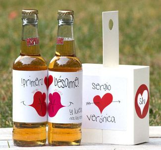 Para decorar tu cena de San Valentín. Comotinta.com - tarjetas y postales con…