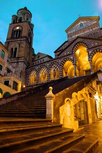 ~Amalfi Coast:  La Basilica di San Andrea, Province of Salerno Campania region Italy~