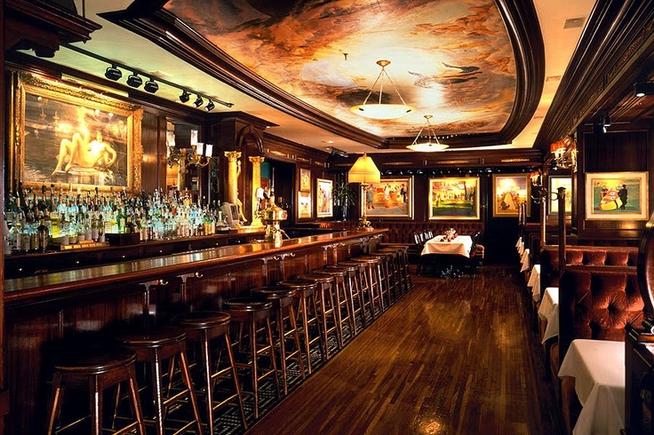 Love Old Ebbitt Grill in D.C.  Late night Raw Bar of my dreams.