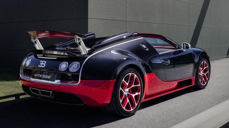 Bugatti Veyron Grand Sport Vitesse de 2015. 1200 CV.