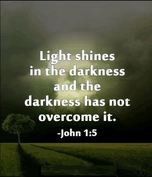 Image result for light in darkness quotes