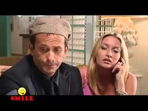 UCCIO DE SANTIS LE MIGLIORI BARZELLETTE SUI CARABINIERI - YouTube