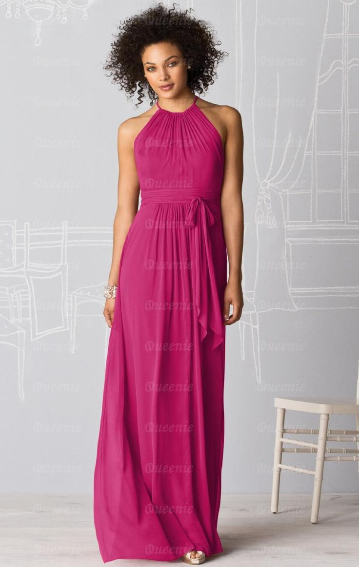 The 25 best fuchsia bridesmaid dress colors ideas on pinterest hot style fuchsia bridesmaid dress bnnah0100 bridesmaid uk ombrellifo Choice Image