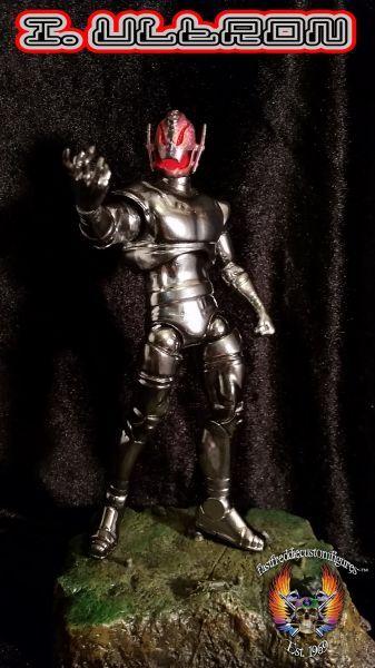 Ultron (Marvel Select) Custom Action Figure