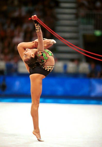 Alina Kabaeva, Russia, Olympic Games 2000 | Rhythmic ...
