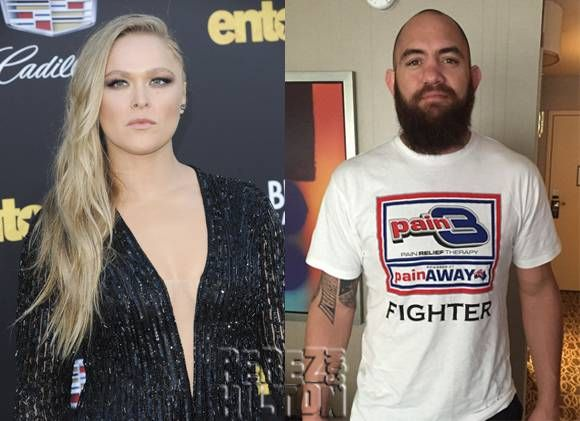 Did Ronda Rousey's New Boyfriend Travis Browne Physically Attack His Wife?
