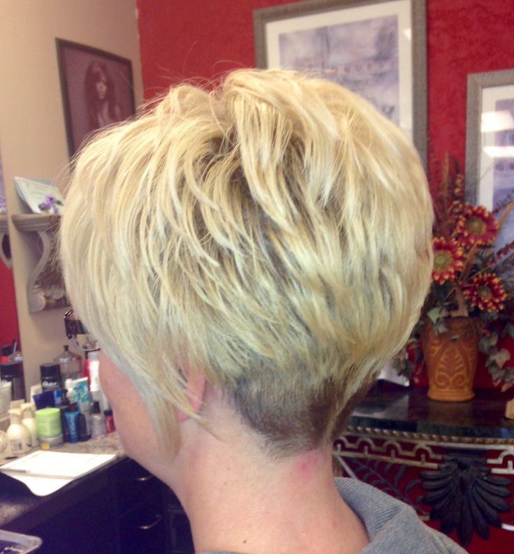 After [] #<br/> # #Pixie #Hair | <br/> Pixie