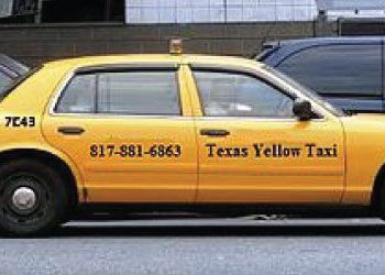 Cab service Weatherford Tx available here at Texas Yellow & Checker Taxi, which offers local taxi services near me at the great price.