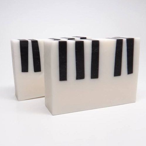 Piano soap!