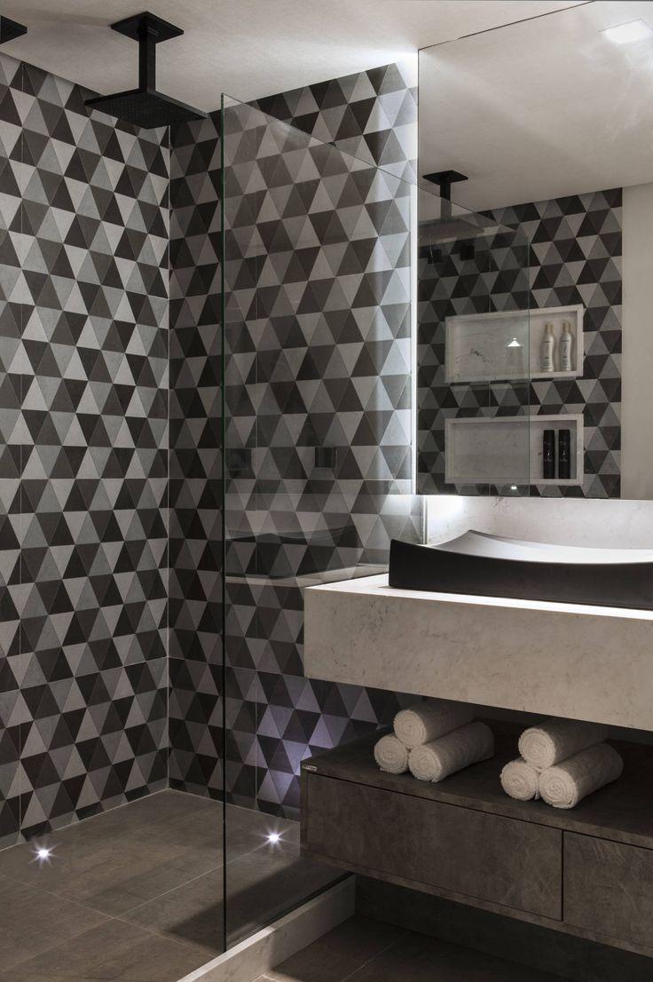 Fotos de Banheiros Moderno: Lavabos e Banheiros