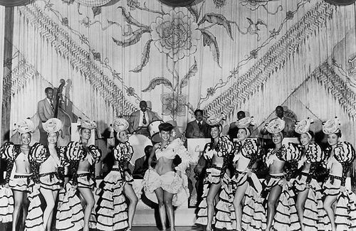 Cotton Club Dancers | Cotton Club band and dancers-NYC New York-Untapped Cities