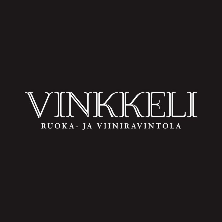Restaurant Vinkkeli is a food and wine restaurant, presenting a friendly…