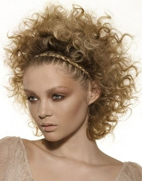maquilaje y pelo-rizado