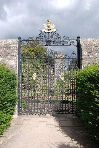 Clwydi'r Ardd Rosynod Rose Garden Gates | Marc Evans | Flickr