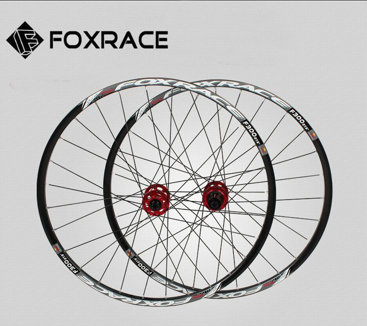Free shipping original FOXRACE F300 XC mountain bike wheels wheelset Axle 142*12mm MTB Mountain Bike 26/27.5/29er MTB wheelset #Affiliate
