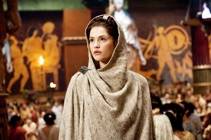 Gemma Arterton stars as Io in Warner Bros. Pictures Clash of the Titans (2010)