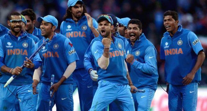 indian odi team for VB Series 2016