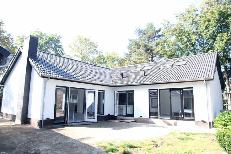 25 beste idee n over buitenkant huis verven op pinterest buitenkant huisstijlkleuren - Moderne buitenkant indeling ...