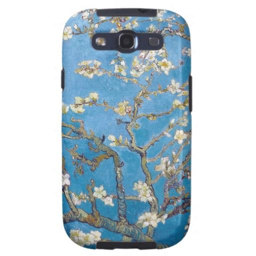 Branches with Almond Blossom Van Gogh painting Galaxy S3 Case