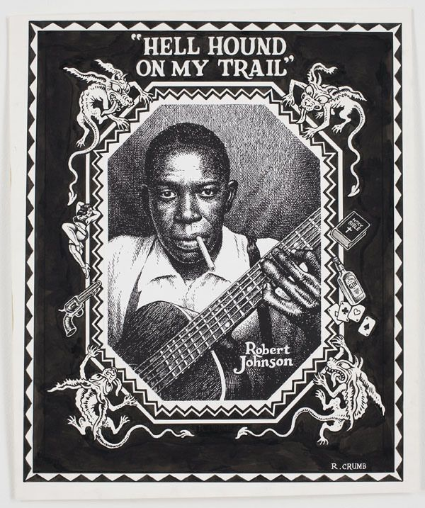 R. Crumb / Robert Johnson