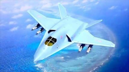 China desarrolla un bombardero nuclear similar al B-2 de EEUU