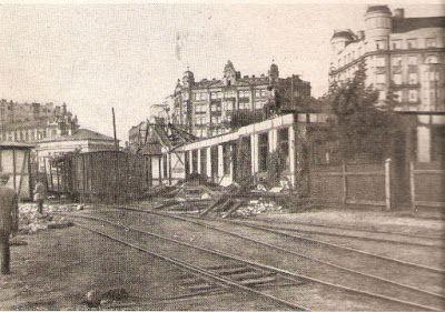 Plac Unii Lubelskiej przed wojną