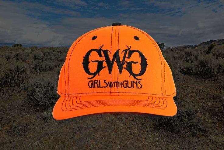 GWG's big game orange hat