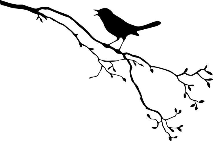Best 25+ Bird silhouette art ideas only on Pinterest ...