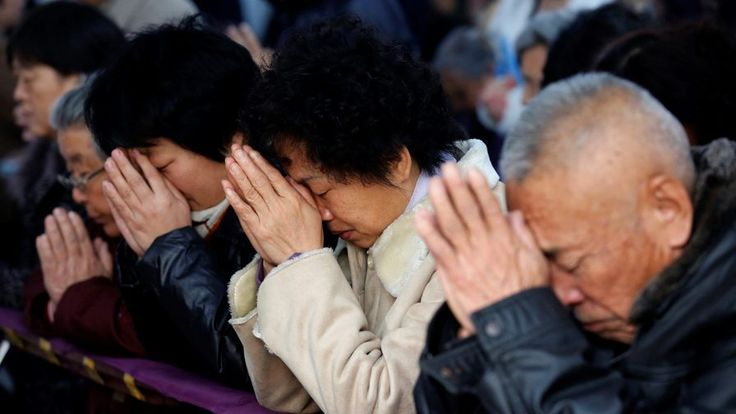 FOX NEWS: Catholicism in China losing ground amid surge in Protestantism