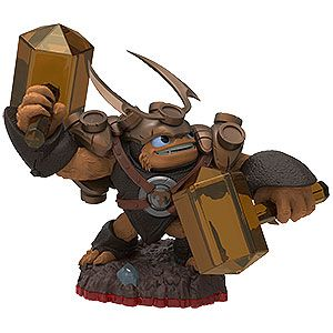Skylanders Trap Team - Wallop (Trap Master) [Earth] Character