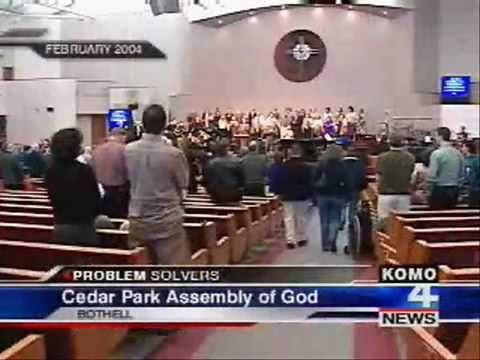 Rev Peter Popoff Exposed again