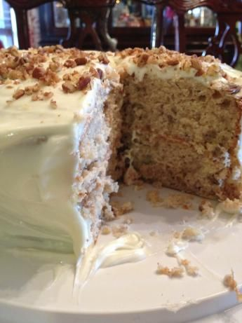 Hummingbird Cake by Paula Deen from Food.com: Someone made this at work and it seriously is the best cake I've ever tasted!!