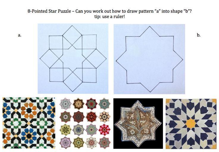 105 best arabisk kunst images on pinterest islamic patterns geometry and tiles. Black Bedroom Furniture Sets. Home Design Ideas