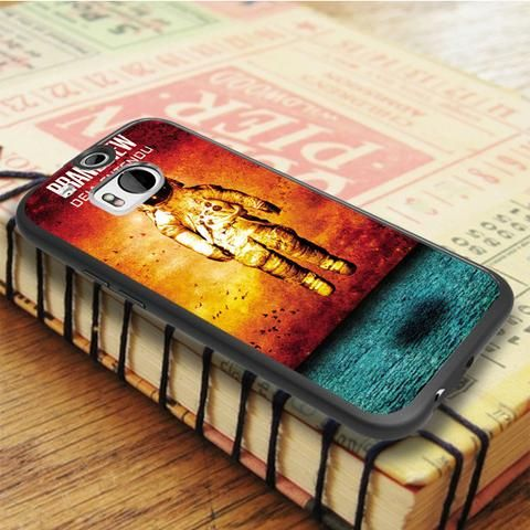 Brand New Deja Entendu HTC One M8 Case