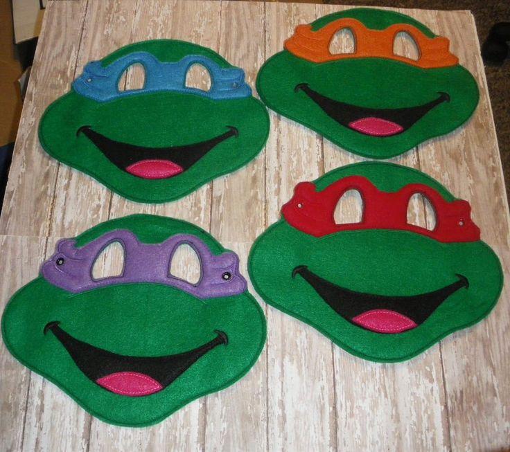 ninja turtle full mask