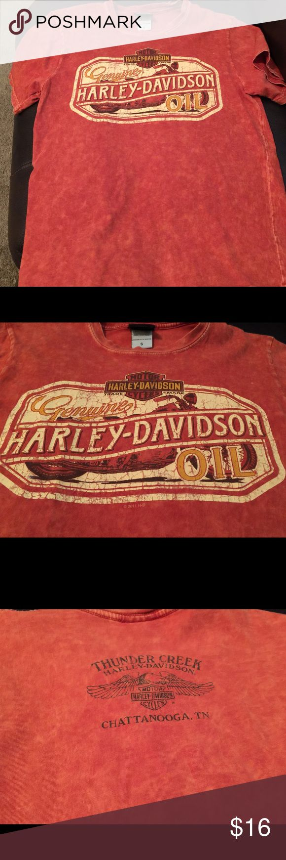 Harley Davidson T-Shirt Harley Davidson T-Shirt for the Ladies Harley-Davidson Tops Tees - Short Sleeve