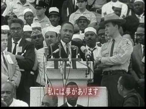 21世紀への伝言5/5【非暴力・不服従】ガンジーとキング牧師 - YouTube
