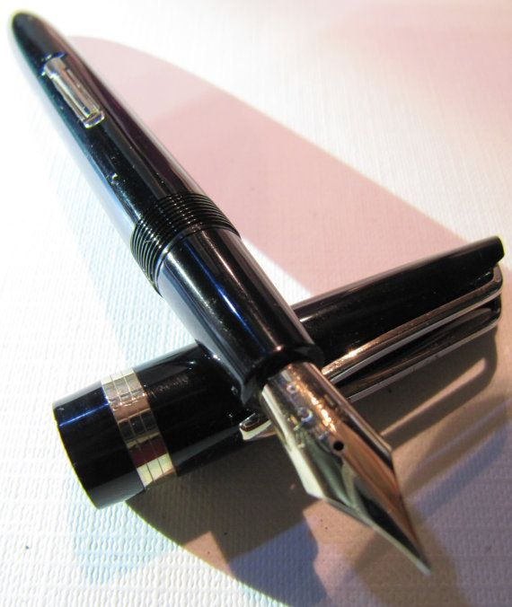Waterman L5 1950's Rare Vintage  Stylo Plume par FountainPenRebirth
