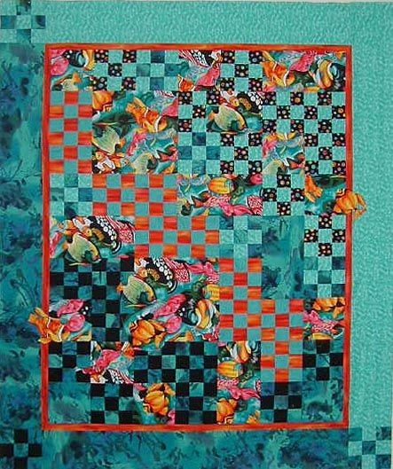 Southern comforters quilt guild.