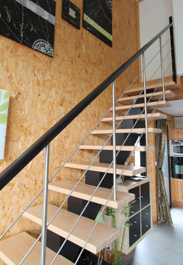 le bailleron escaliers bois et tendance potier home pinterest. Black Bedroom Furniture Sets. Home Design Ideas