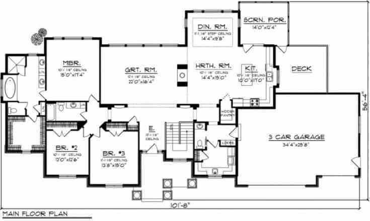 10 Very Inspiring Enchanting Ranch Home Plans Ideas In 2020 Ranch House Plans Simple Ranch House Plans Ranch House