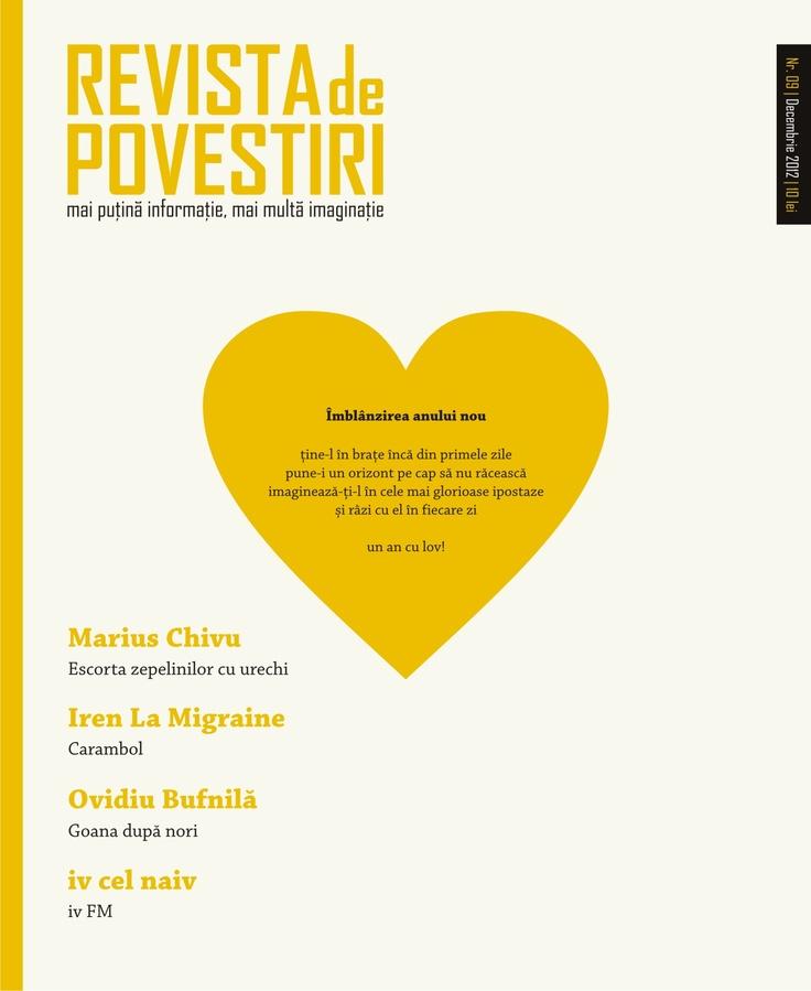 Revista de Povestiri nr. 9