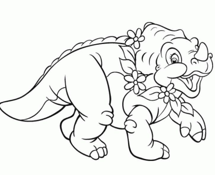 dinosaurier 36 ausmalbilder  coloring pages disney