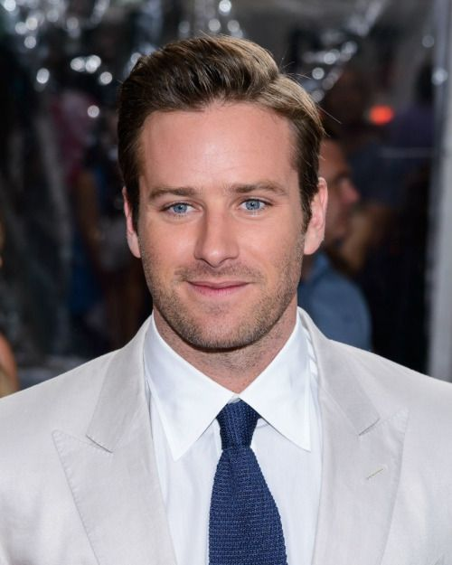 Armie Hammer at The Man From U.N.C.L.E. World Premiere ...