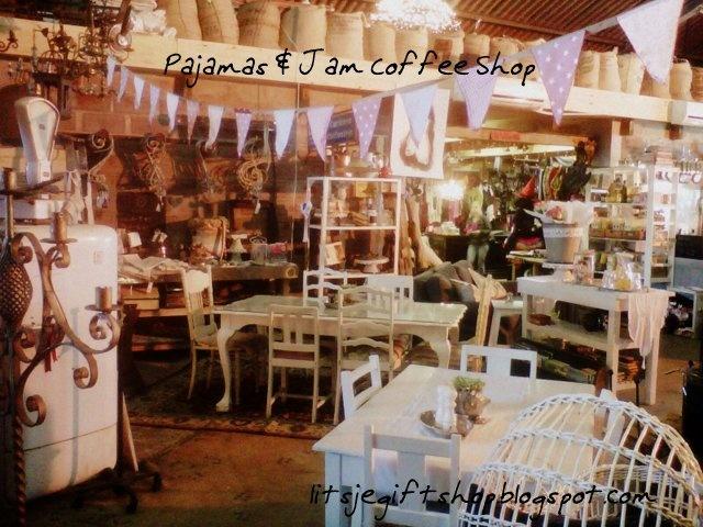 litsje: Pajamas and Jam Coffee Shop