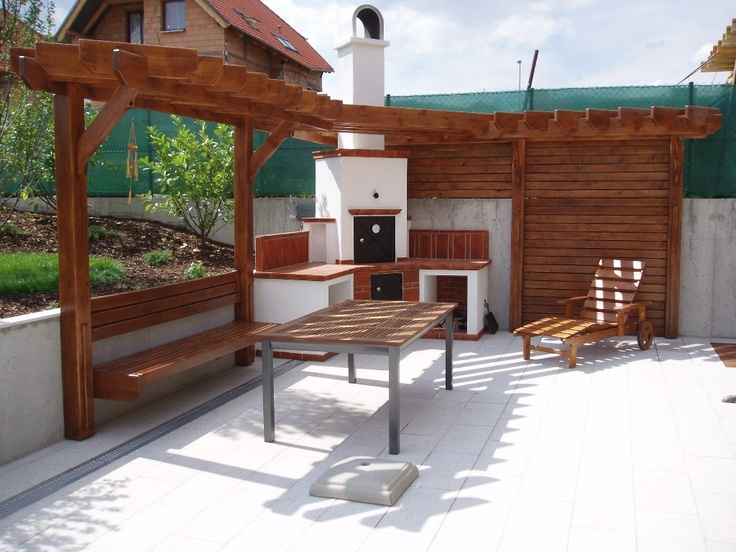 Garden furniture Prag - Custom Woodworkes - www.stoho.cz